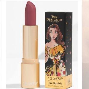 Colourpop lipstick in Belle